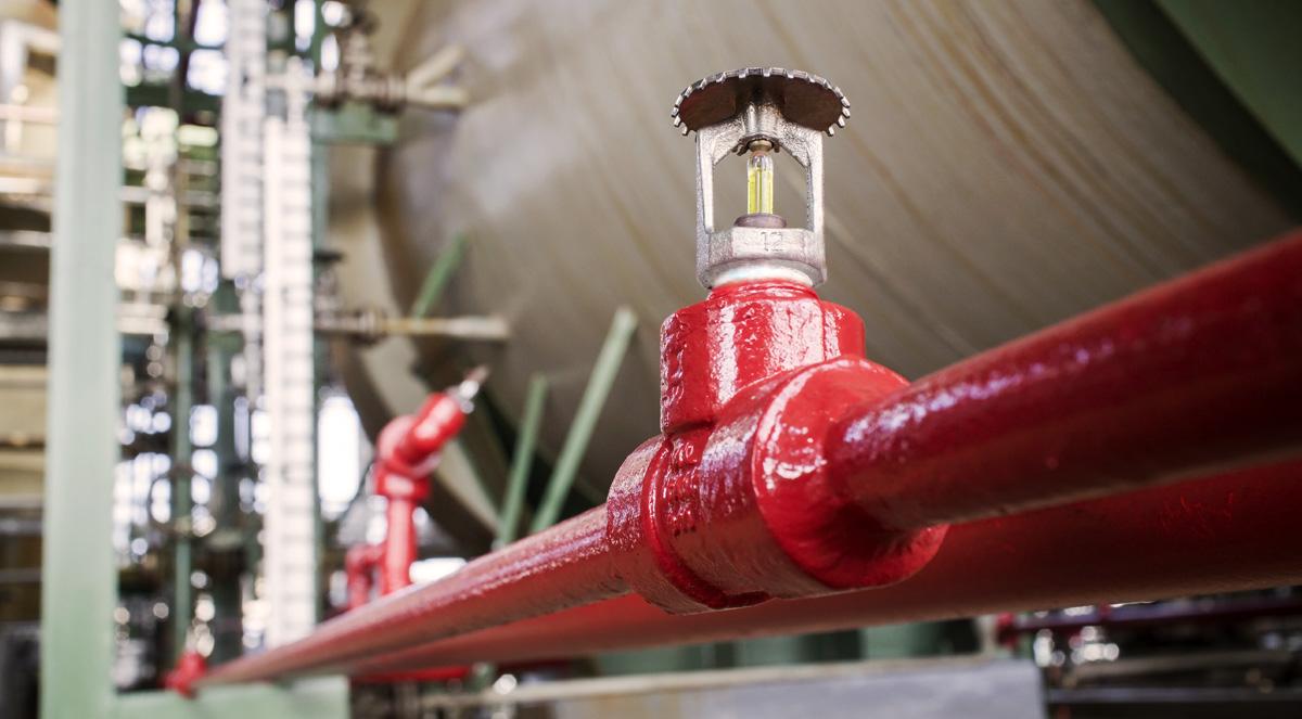 Brandschutz nach den neusten Standards